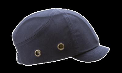 Navy shockproof cap