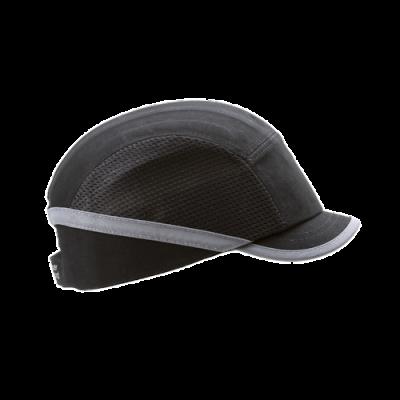 Black shockproof cap